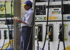 Petrol price in the national capital Saturday crossed the Rs 80