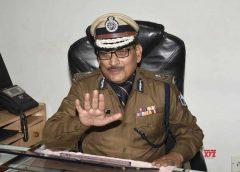 BIHAR DGP को मुख्यमंत्री का नसीहत
